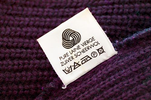 Service Annahmestelle chmische Reinigung für empfindliche Textilien