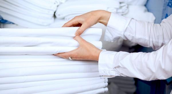 Wäscherei Krone Firmenkunden